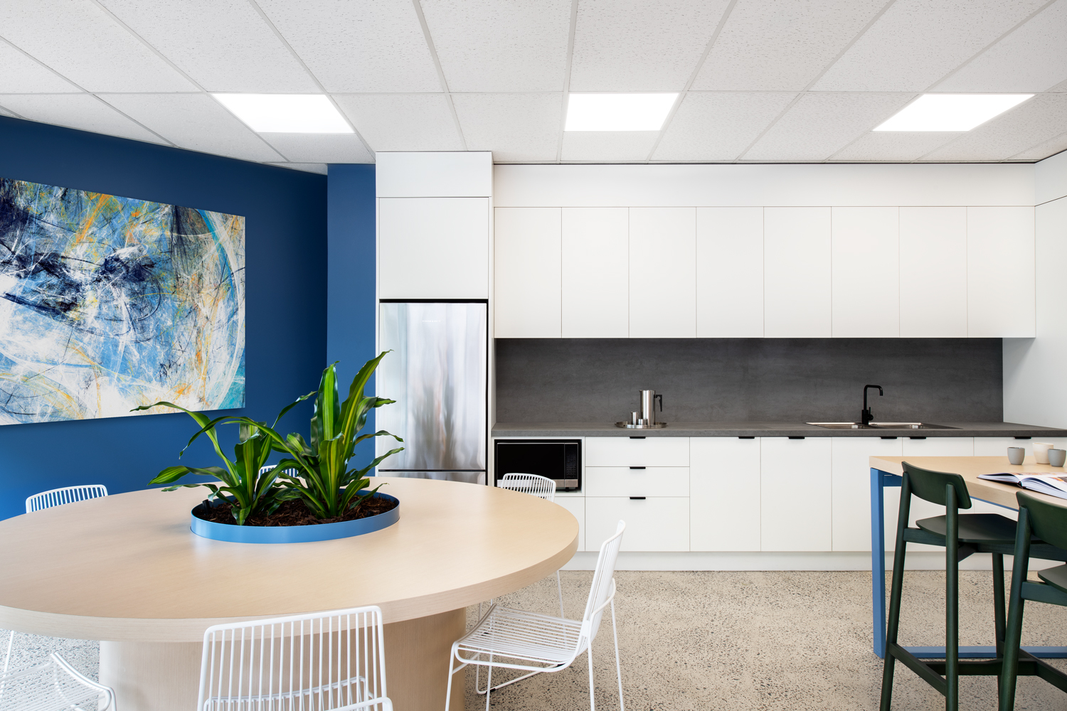 Complete Office Kitchen